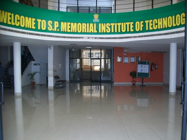 Sp Memorial Institute Of Technology
